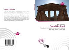 Bookcover of Social Contract