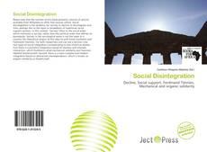 Borítókép a  Social Disintegration - hoz