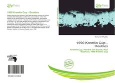 Bookcover of 1990 Kremlin Cup – Doubles