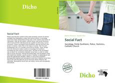 Bookcover of Social Fact