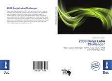 2009 Banja Luka Challenger的封面