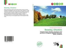 Bookcover of Swanley, Cheshire