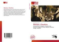 Bookcover of Weston, Cheshire