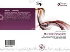 Обложка Sharmila Chakraborty