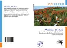 Bookcover of Wheelock, Cheshire