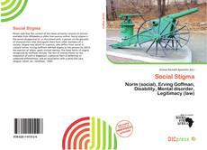 Social Stigma kitap kapağı