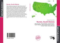 Bookcover of Nunda, South Dakota