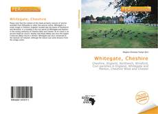 Bookcover of Whitegate, Cheshire