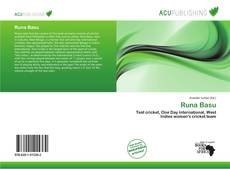 Bookcover of Runa Basu