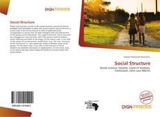 Buchcover von Social Structure