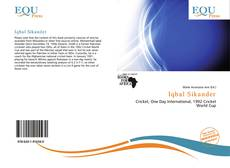 Bookcover of Iqbal Sikander