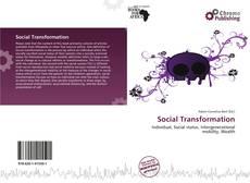 Couverture de Social Transformation