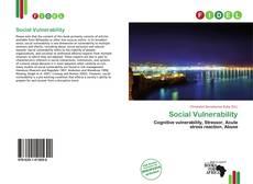 Bookcover of Social Vulnerability