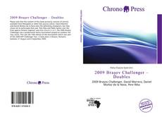 Bookcover of 2009 Brașov Challenger – Doubles