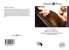 Capa do livro de Marilyn Moore