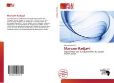 Portada del libro de Maryam Radjavi