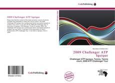 Portada del libro de 2009 Challenger ATP Iquique