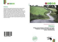 Bookcover of Pillaton