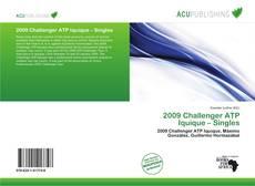 Copertina di 2009 Challenger ATP Iquique – Singles