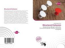 Couverture de Structural Cohesion