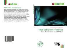Bookcover of 1990 Volvo San Francisco