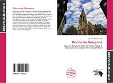 Borítókép a  Prince de Soissons - hoz