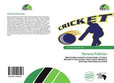 Buchcover von Verena Felician