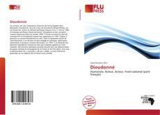 Buchcover von Dieudonné