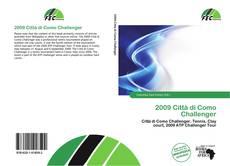 Couverture de 2009 Città di Como Challenger