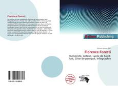 Buchcover von Florence Foresti