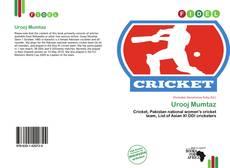 Bookcover of Urooj Mumtaz