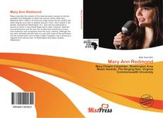 Bookcover of Mary Ann Redmond