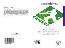 Capa do livro de Batool Fatima
