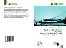 2009 Copa Sevilla – Doubles的封面