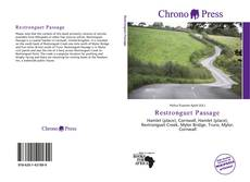 Restronguet Passage kitap kapağı