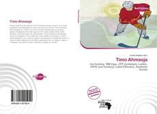 Bookcover of Timo Ahmaoja