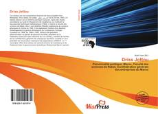 Bookcover of Driss Jettou