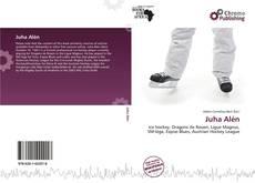 Juha Alén kitap kapağı