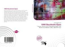 Capa do livro de 1990 Stockholm Open