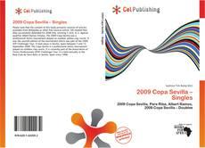 2009 Copa Sevilla – Singles的封面