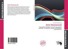 Portada del libro de Amir Osmanović