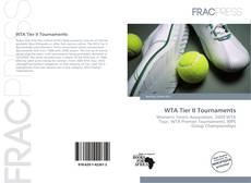 Bookcover of WTA Tier II Tournaments