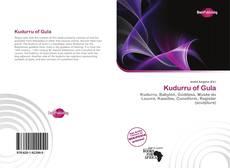 Bookcover of Kudurru of Gula