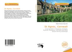 Bookcover of St Agnes, Cornwall