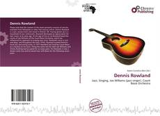 Bookcover of Dennis Rowland
