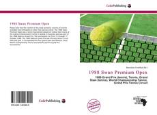 1988 Swan Premium Open kitap kapağı