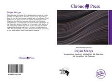 Capa do livro de Dejan Mezga