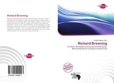 Bookcover of Richard Browning