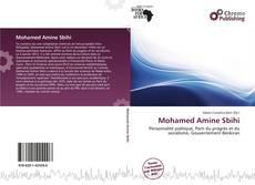 Couverture de Mohamed Amine Sbihi