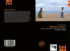 Bookcover of Western Culture